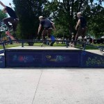 Skateboard Competition 2015